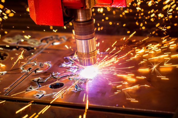 Photo: metalworking